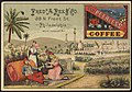 Fred K A. Rex & Co. The Peerless Coffee (front) - 8199967379.jpg