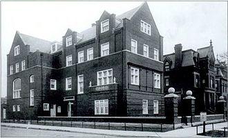 Frederic Clay Bartlett - The Prairie Avenue home of Frederic Clay Bartlett 2901 Prairie Avenue, Chicago, Illinois
