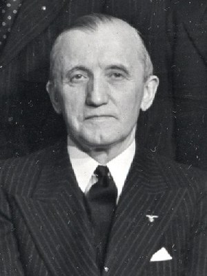 Frederik Prytz - Prytz in 1941