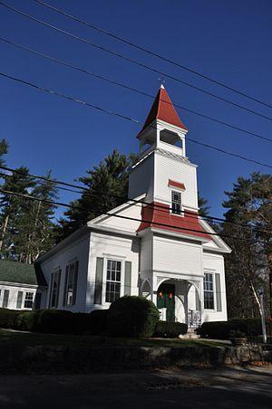 East Freetown, Massachusetts - East Freetown Congregational Church