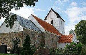 Frejlev - Frejlev Church