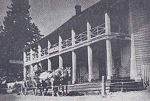 Friday's Station - Image: Friday's Station, 1896