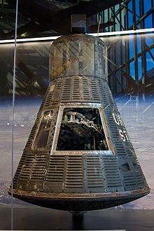 friendship 7 spacecraft take off - photo #24