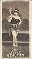 From the Actresses series (N57) promoting Our Little Beauties Cigarettes for Allen & Ginter brand tobacco products MET DP839401.jpg