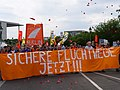 Front of the Seebrücke demonstration Berlin 06-07-2019 17.jpg