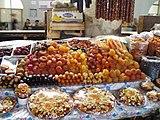 Ereván, Mercado Central Frutas secas y Confitadas