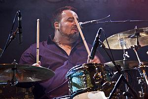 Frank Benbini - Frank Benbini in Barcelona in 2010.