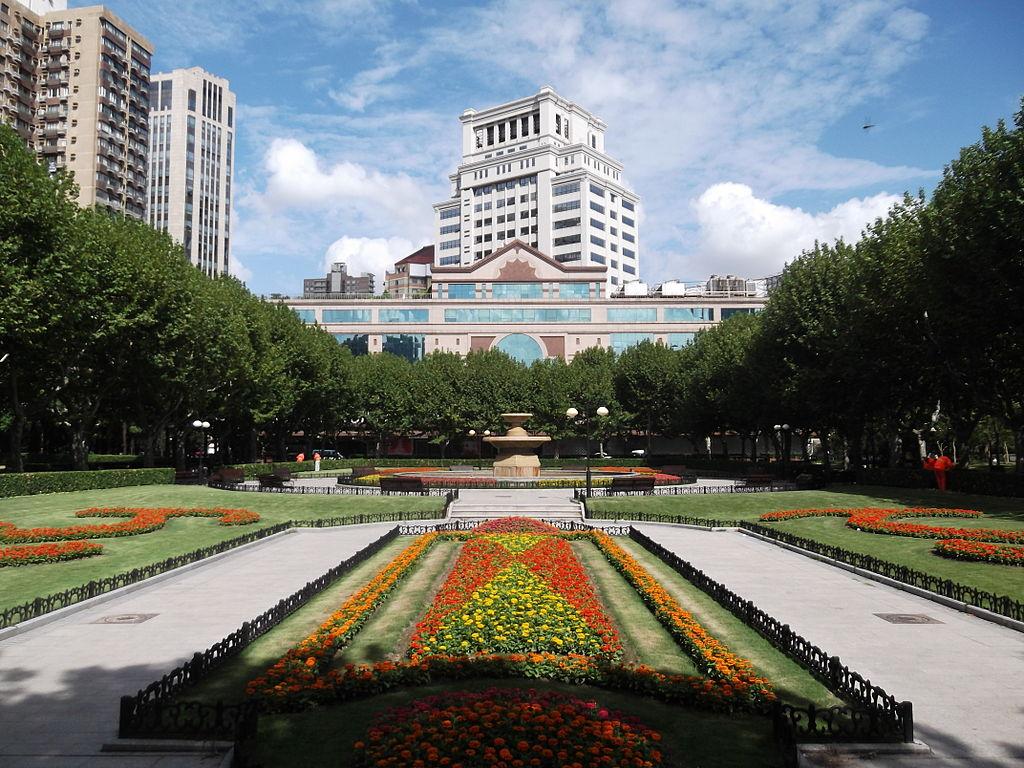 Fuxing Park, Shanghai