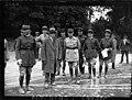 Général Weygand, Paul-Boncour, et le général Gamelin, et le commandant Barthe.jpg