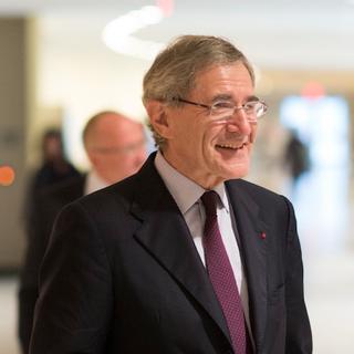 Gérard Mestrallet French businessman