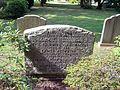 Göttingen Stadtfriedhof Grab Störring.JPG
