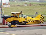 G-ISZA Pitts Special Advanced Aerobatics Ltd (29838818125).jpg