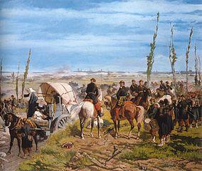 Giovanni Fattori Il campo italiano dopo la Battaglia di Magenta\