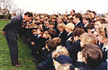 GHS children with prince charles 1992.jpg