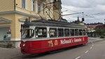 File:GM 8, Straßenbahn Gmunden, 08.07.2018-jH79 Z- z6g.webm