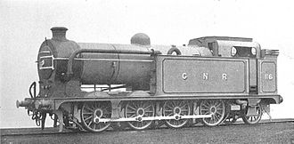 0-8-2 - GNR Class L1 locomotive