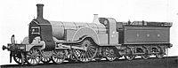 GNR 8 foot single locomotive 1 (Howden, Boys' Book of Locomotives, 1907).jpg