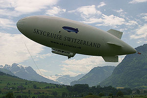 Airship Industries - A Skyship 600 operated by Skycruise Switzerland