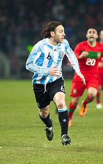 Gabriel Milito Argentine association football player