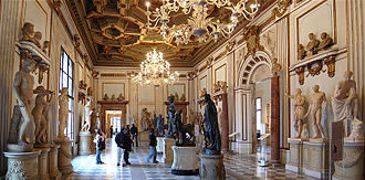 Capitoline Museums - Palazzo Nuovo