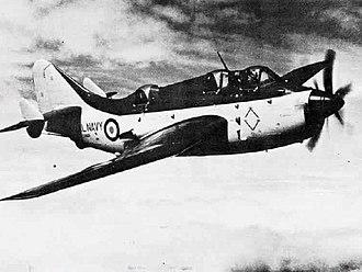Fairey Gannet - A Royal Navy Fairey Gannet AS.4