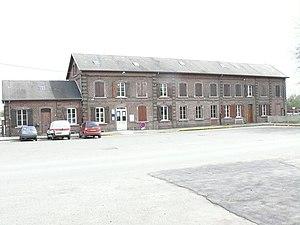 Abancourt, Oise - Abancourt Railway Station 2008