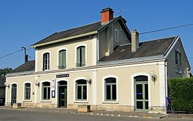 Image illustrative de l'article Gare de Gourdon