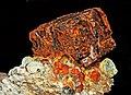 Garnet, quartz, mica, feldspar, pyrite.jpg