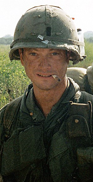 Gary Sinise - Sinise on the set of Forrest Gump, in 1993