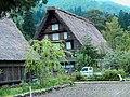 Gassho houses at shirakawa - panoramio.jpg