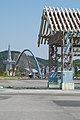 Gate, bridge, and tower at Daejeon Expo Science Park.jpg