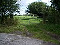 Gate and stile - geograph.org.uk - 515820.jpg