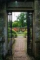 Gateway in the Barrington Court Formal Garden - geograph.org.uk - 1314465.jpg