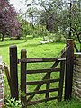 Gateway to an orchard - geograph.org.uk - 926806.jpg