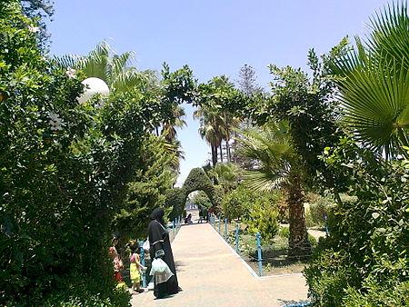 Gaza Park - منتزه بلدية غزة.jpg