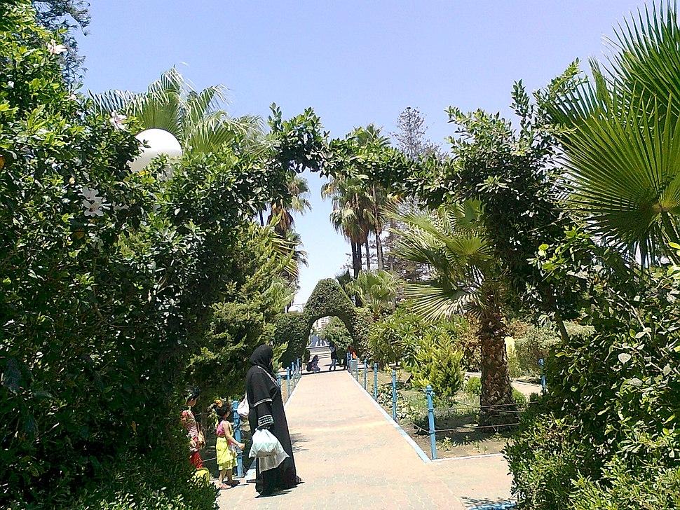 Gaza Park - منتزه بلدية غزة