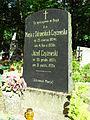 Gdańsk Cmentarz Srebrzysko – Józef Czyżewski.JPG