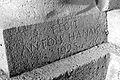 Gedenkstätte Erster Weltkrieg Anton Hanak Signatur an der Schmerzensmutter (fecit Anton Hanak 1925).jpg