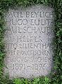 Gedenktafel Schütte-Lanz-Str 25 (Lichf) Beylich Eulitz Schauer.JPG