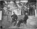 Gen. Daniel E. Sickles and Gen. Samuel P. Heintzelman - NARA - 524677.tif
