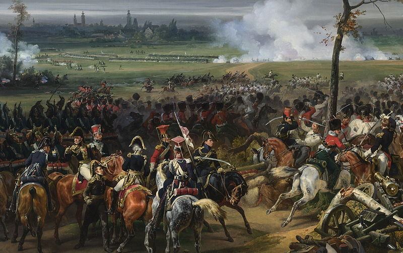 File:General Nansouty at the battle of Hanau.jpg