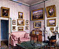 General Norcliffe in his study at Langton Hall YORAG-R2397.jpg
