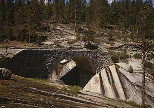 Generals' Highway Stone Bridges - General's Highway Stone Bridge