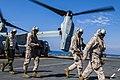 Generals visit USS Bataan during ARG-MEU Ex 131030-M-HZ646-010.jpg