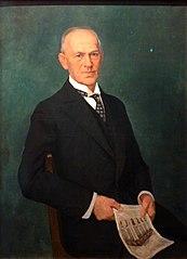 Georg Wertheim von Emil Orlik