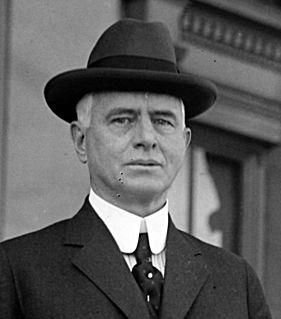George B. Churchill American politician