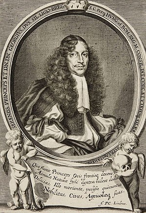 George III of Brieg - Image: George III of Brieg