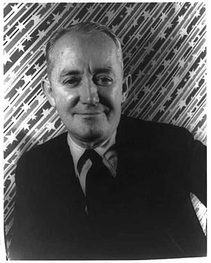 George M. Cohan - Cohan, in a 1933 photograph by Carl Van Vechten.