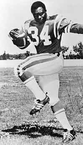 Saskatchewan Roughriders - George Reed is the club's all-time leading rusher.