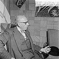 George Szell , dirigent, en Clevelandorkest op Schiphol, Bestanddeelnr 908-6781.jpg